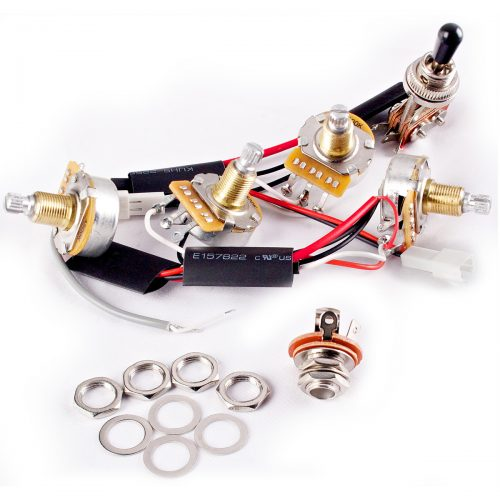 S-100 Wiring Harness