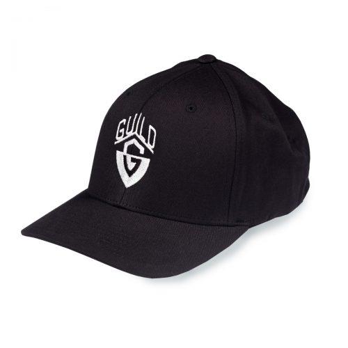 guild flexfit baseball hat guild guitars. Black Bedroom Furniture Sets. Home Design Ideas